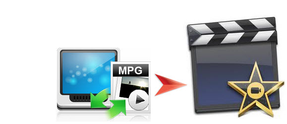 How to Import MPG to iMovie for Editing (macOS High Sierra
